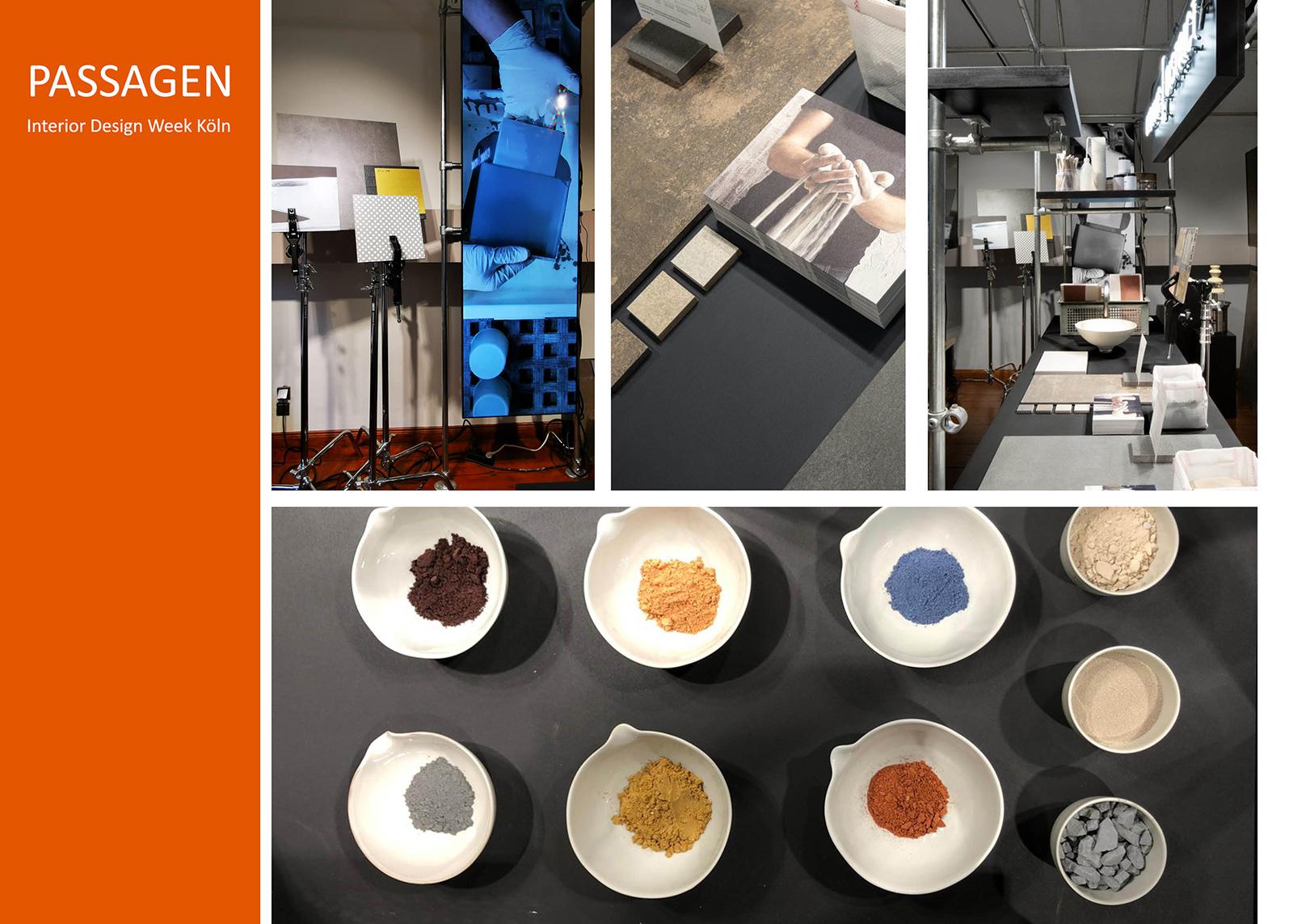 Passagen Interior Design Week Köln - Ceramic District