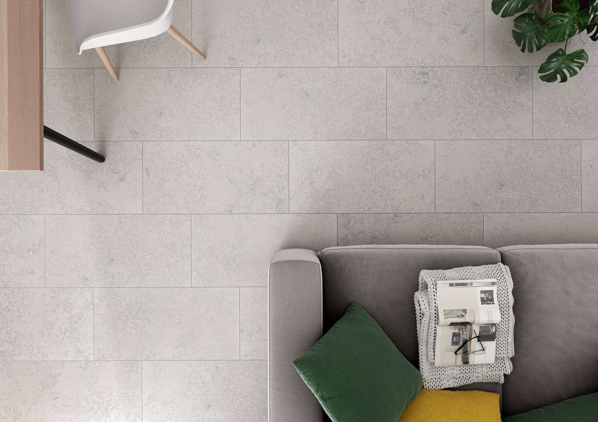 Limestone grau - Ceramic District