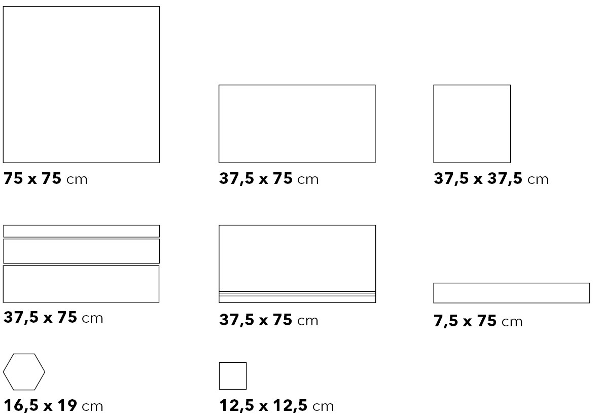 Slate Formatübersicht - Ceramic District