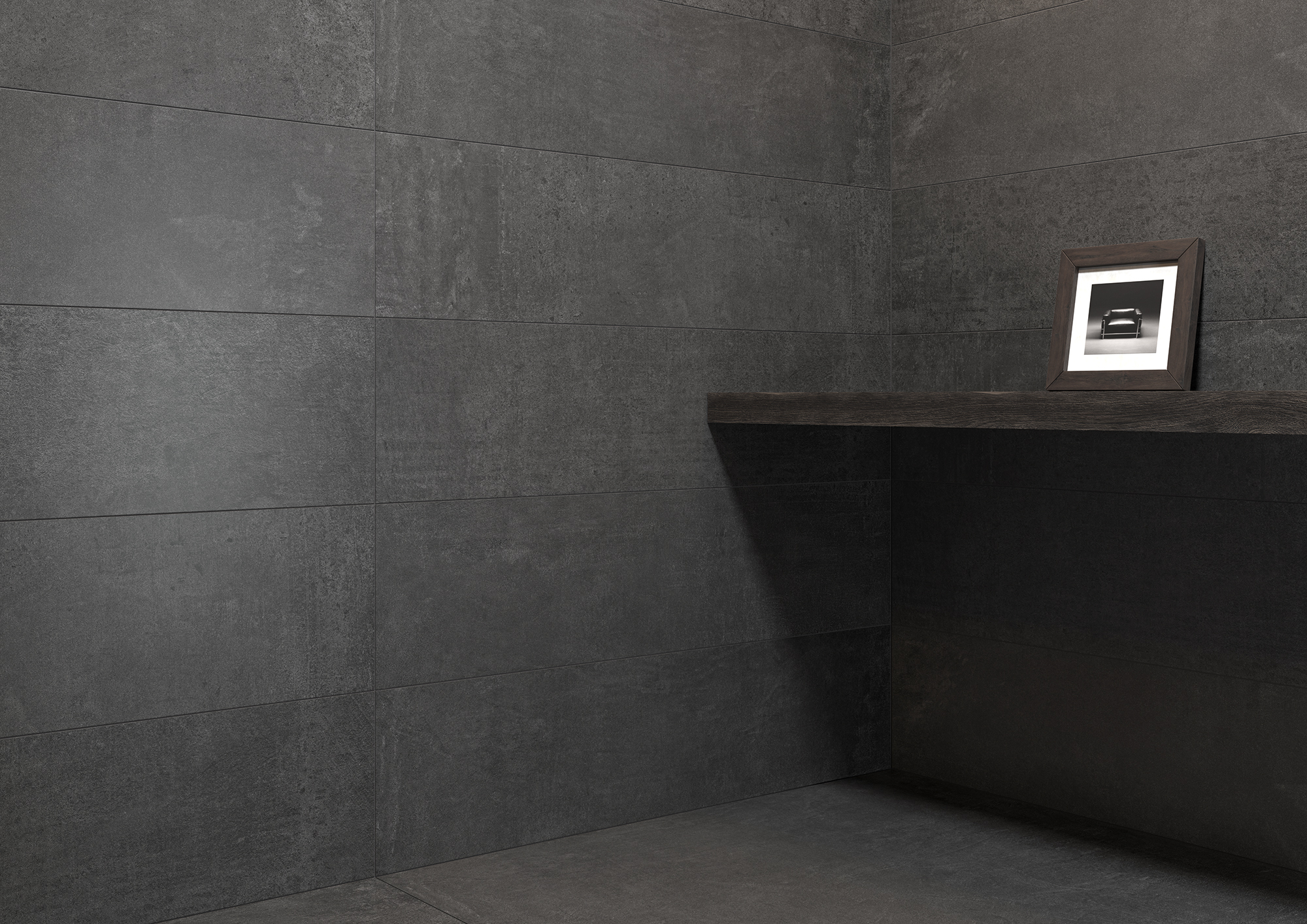 Tecno Docks graphit - Ceramic District