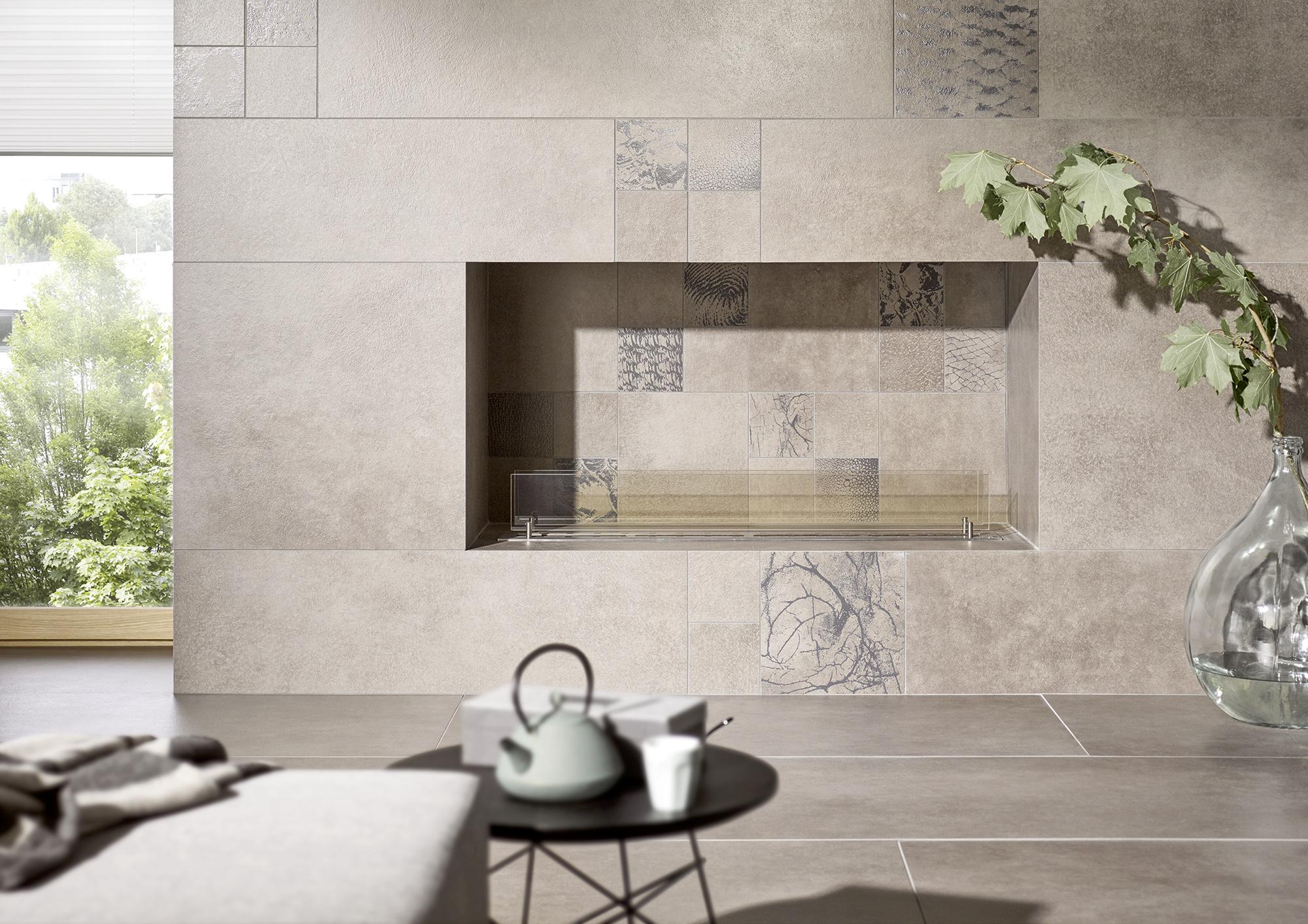 Thinsation taupe - Ceramic District